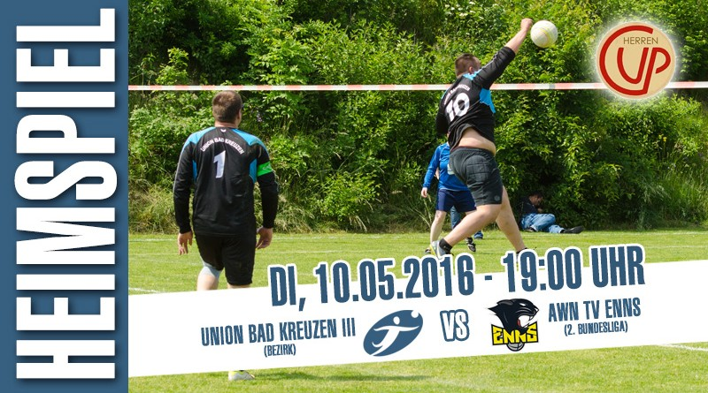 UBK 3 vs. TV Enns - OOE Cup 2. Runde