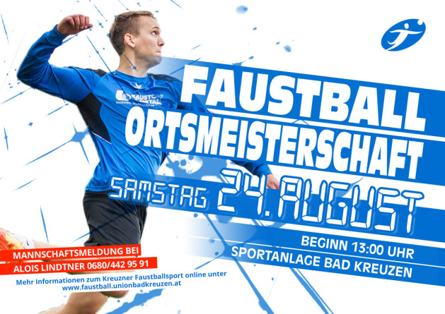 Faustball OM 24. August 2019